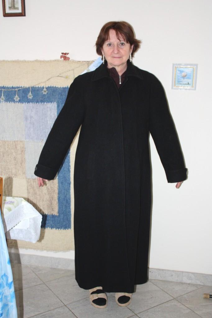 A kabát, amelyet elcseréltek
